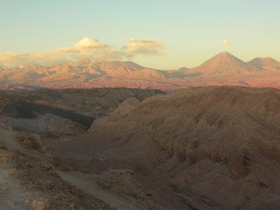 El Volcan Licancabur