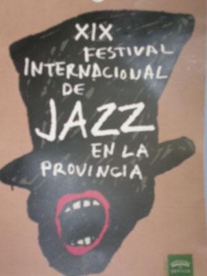 Festival internacional de jazz en la provincia